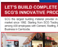 Let's Build Complete House with SCG's Innovative Products