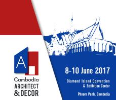 Cambodia Architect & Décor's Brochure 2017